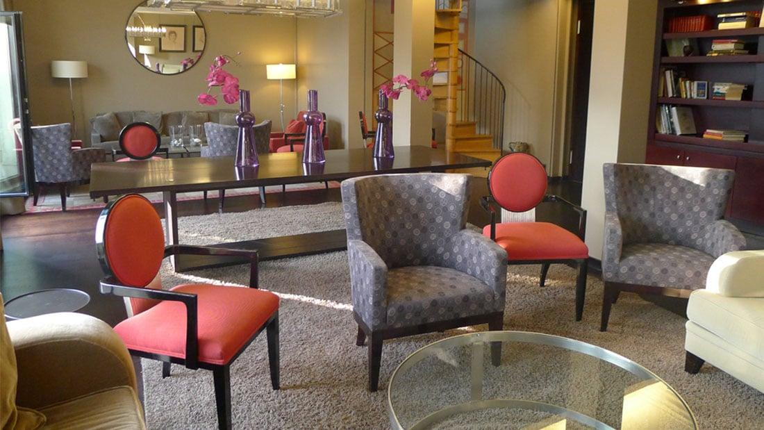 le cercle kadrance lieu v nementiel paris table. Black Bedroom Furniture Sets. Home Design Ideas