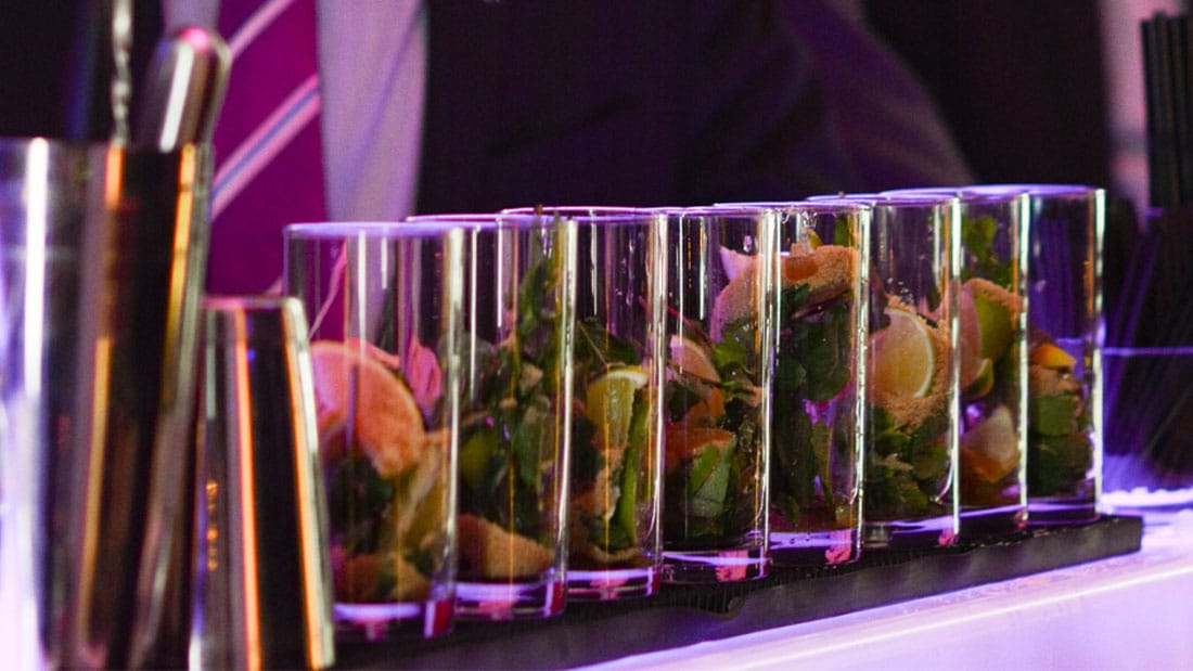 Ateliers culinaires À Table - Bar à Mojitos