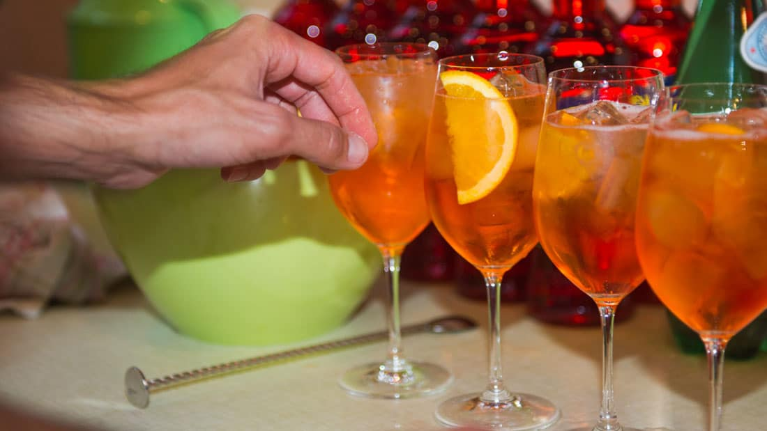 Ateliers culinaires À Table - Bar à Spritz