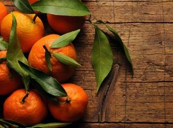 Le fruit du mois : la mandarine