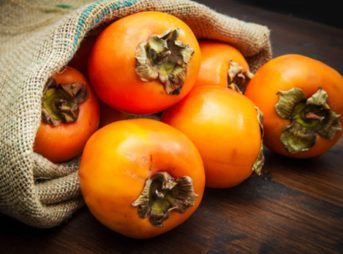Le fruit du mois : le kaki
