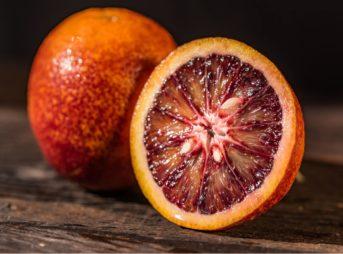 Le fruit du mois : l'orange sanguine