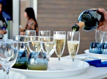 Un cocktail dînatoire aux saveurs de saison
